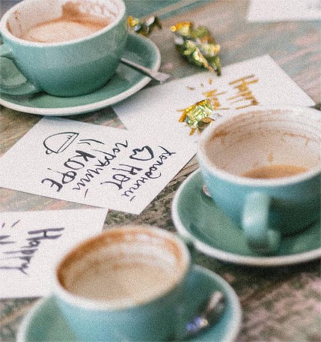 Cafe der Visionen