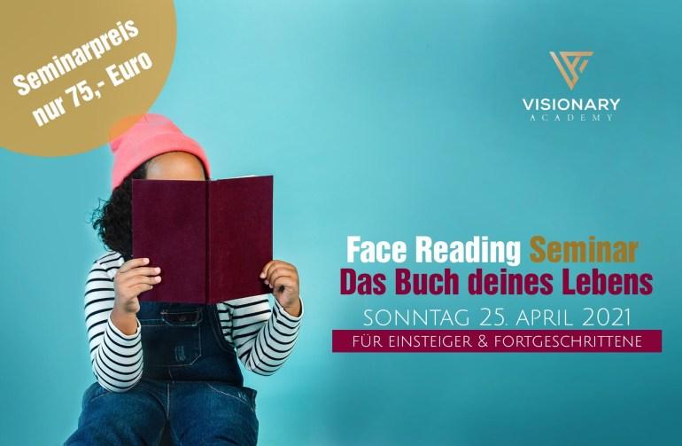 Das Buch deines Lebens Face Reading