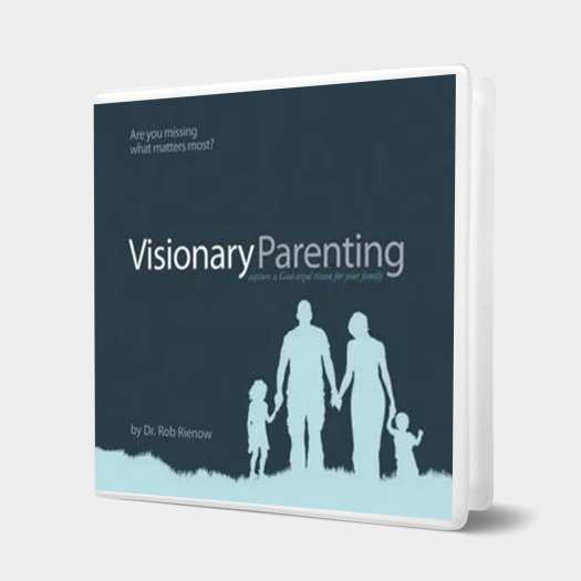 Visionary Parenting DVD Bible Study
