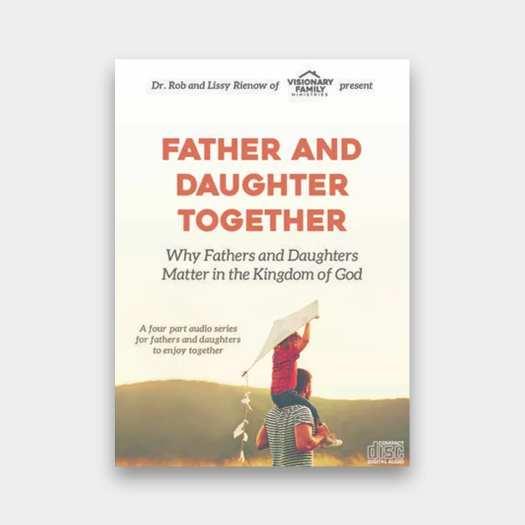 Father & Daughter Together CD Set or Digital Download