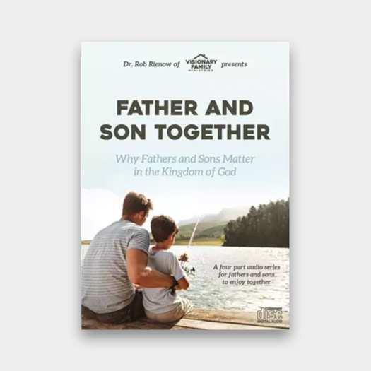 Father & Son Together CD Set or Digital Download