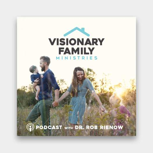 Visionary Family Podcast Cover Art