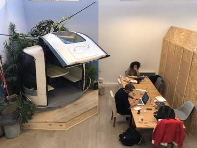 coworking chez Greenspace