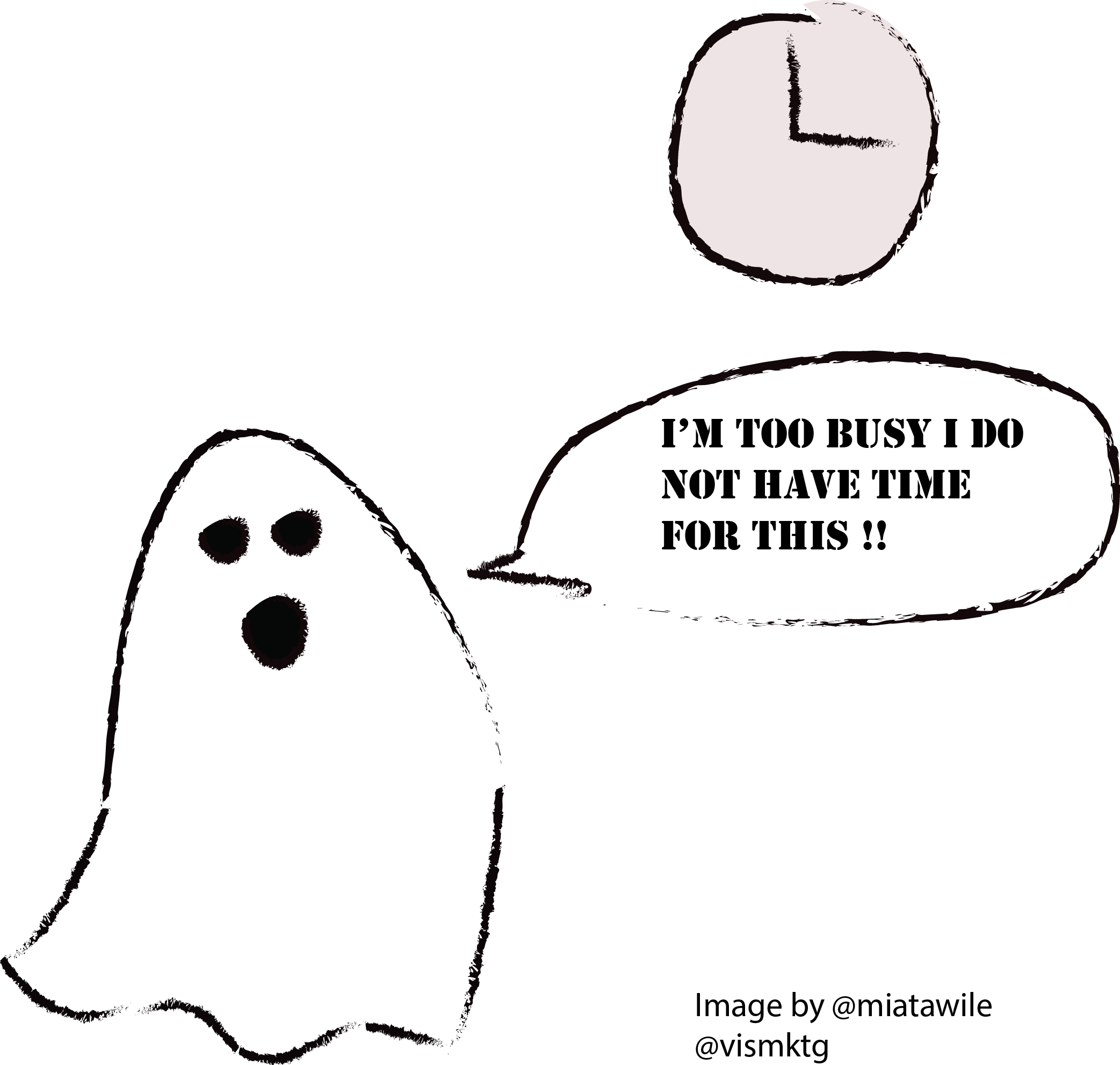 Ghosting, a new social phenomenon caused by digital