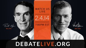 Live steam Debate