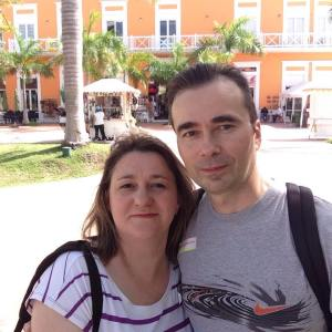 Member Spotlight: Peter and Rayisa Skudarnov