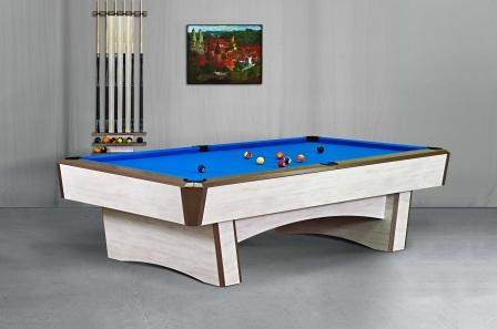 Artango Sport Billiard table by Vision Billiards