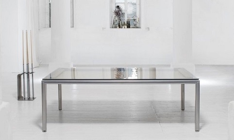 Ultra convertible dining pool fusion table by Vision Billiards