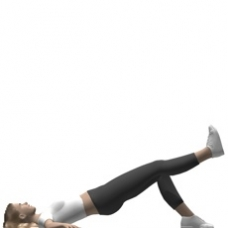 advanced bridge - fix Flat Back Syndrome