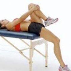 Thomas Flexor stretch - fix Flat Back Syndrome