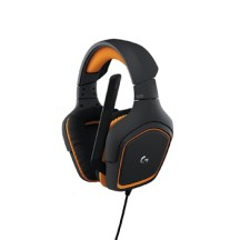 Logitech G231 Prodigy Gaming Headphones Stereo with Mic for PC Xbox One and PS4