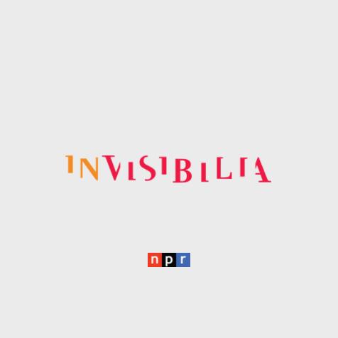 Radio. NPR Invisibilia logos.