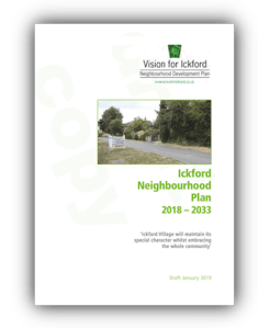 Draft-Ickford-Neighbourhood-Plan