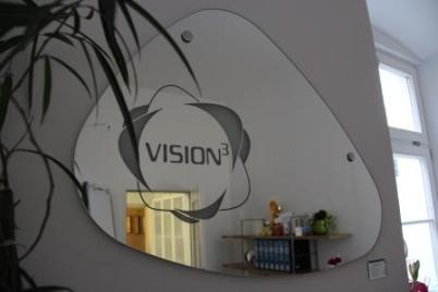 Spiegel in VISION³ CI