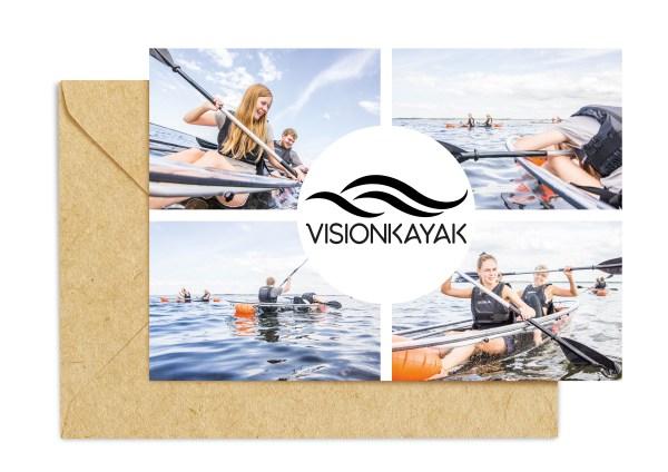 Gavekort til VisionKayak - ture i glaskajakker på Limfjorden