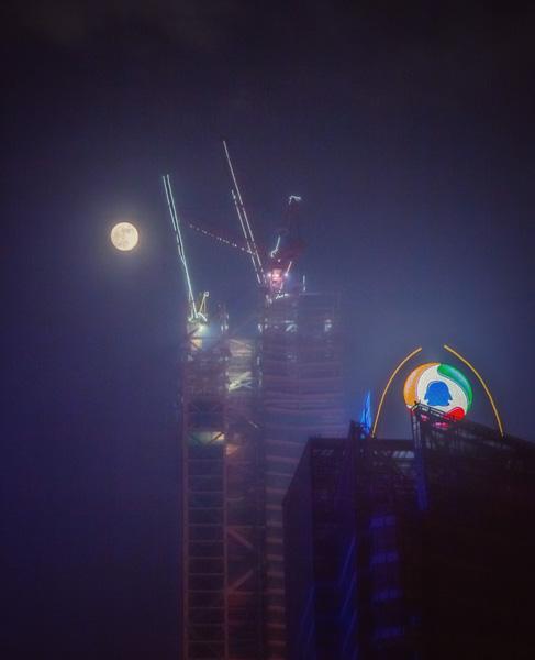 今晚的月色真美啊!