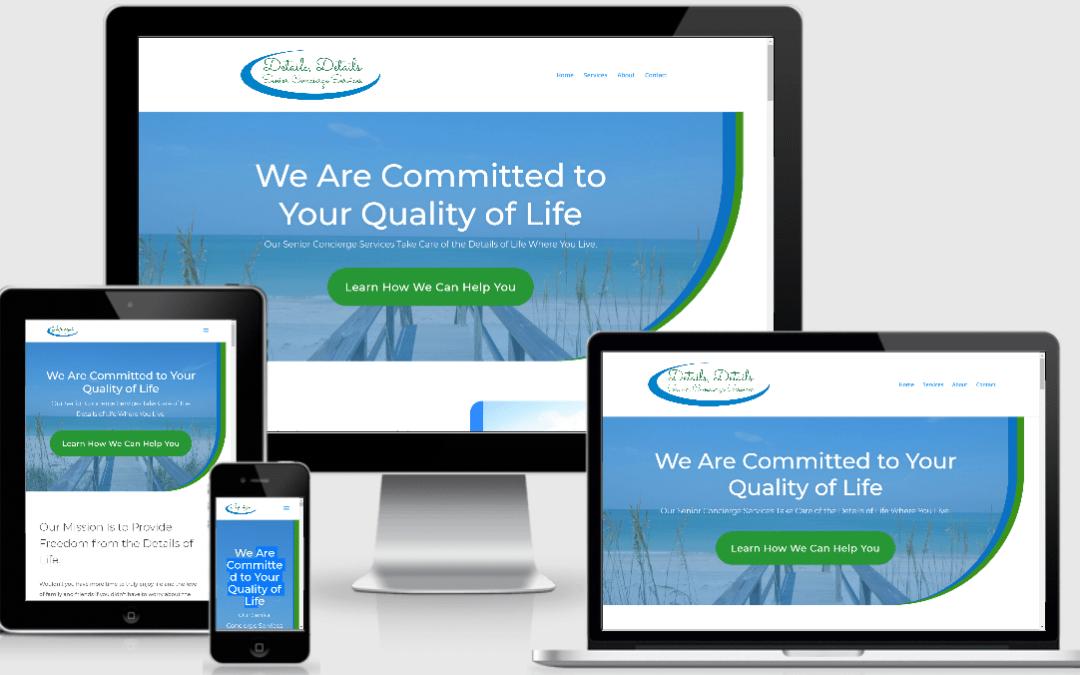 Details, Details, LLC — Senior Concierge Services