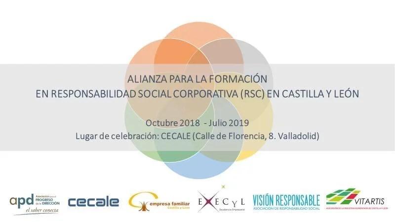 Alianza para el fomento de la RSC en Castilla y León