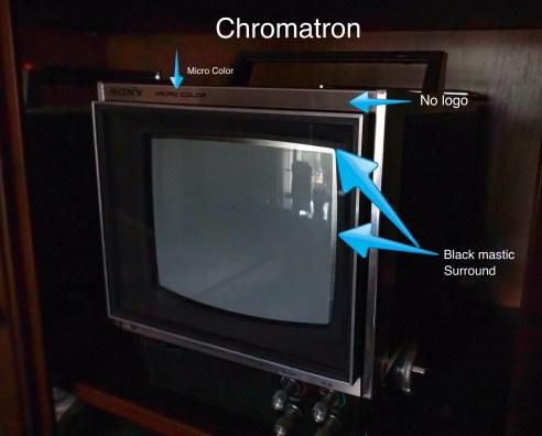 Sony KV 7010U Chromatron