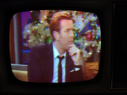 1966 GE Porta Color Screen Shot photographed December 11, 2012