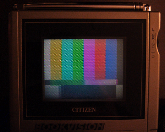Citizen 05TA Screen Shot photographed 14, 2010