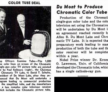Courtesy Tele-Tech November, 1956