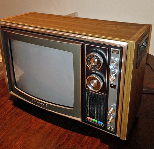 Sony KV 1300AS from Fraser, Melbourne Australia