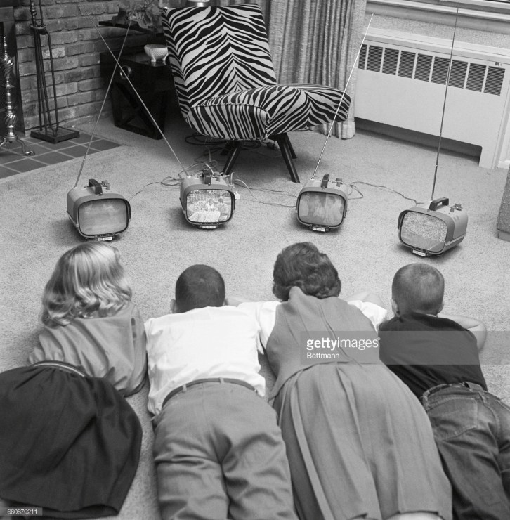 Courtesy GettyImages November 14, 1961