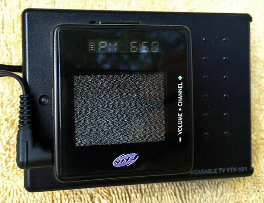 NHJ VTV-101 TV