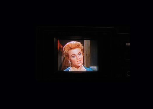 Panasonic CT 101 Screen Shot photographed April 20, 2012