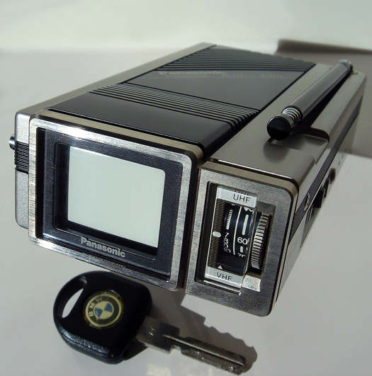 Panasonic 1030P photographed January 29, 2011