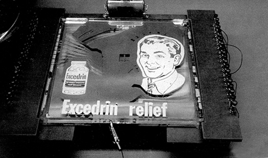RCA Avertising LCD 1969 courtesy Hagley Museum