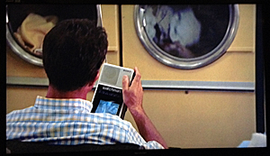 Screen Shot from Rain Man
