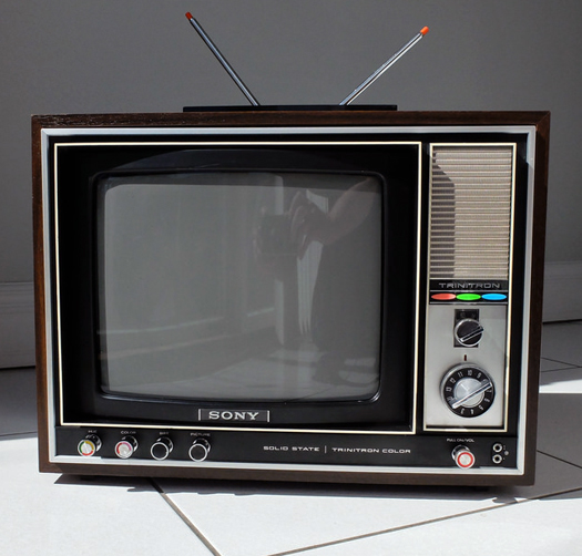 Sony KV 1210U late production from Robb in Toronto