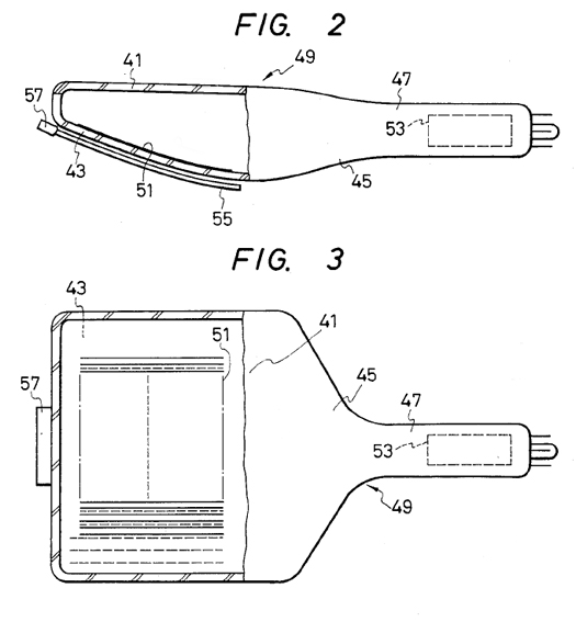 Courtesy U.S. Patent Office Online library