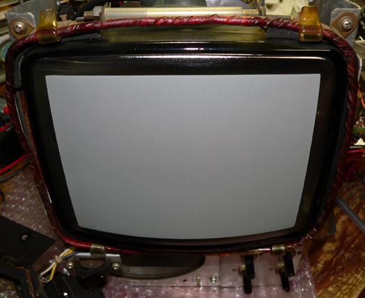Sony KV 7010U CRT face 2