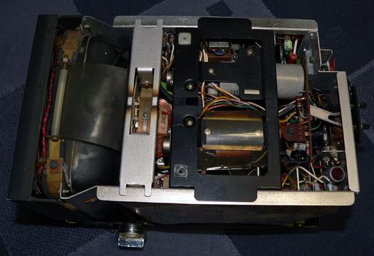 Sony KV 7010U inside 1