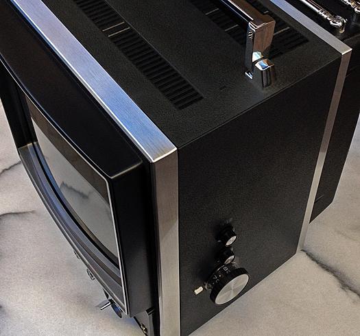 Sony KV 9000U photographed January 8, 2014