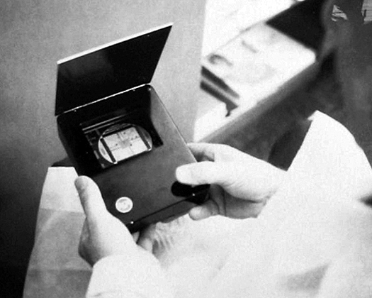 1966 RCA Prototype LCD Television courtesy Hagley Museum & Library