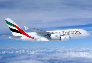 Emirates A380 Flotte wächst und wächst.....