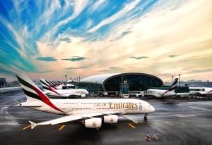 Emirates - Concourse A Dubai Airport