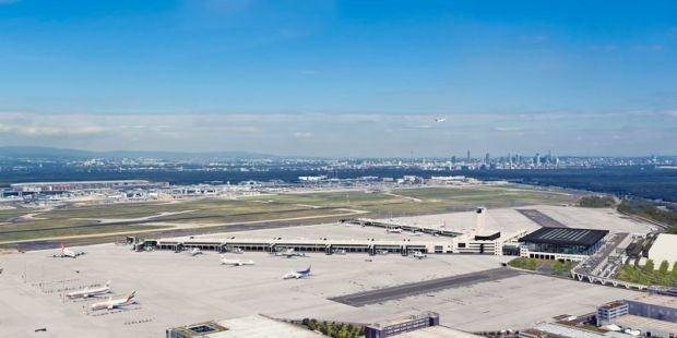Frankfurter Flughafen Terminal 3 /Foto Fraport