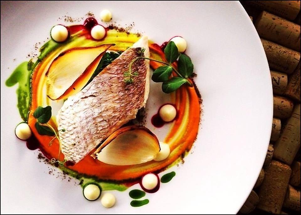 Visions Gourmandes Chef Giuseppe Paglia Restaurant