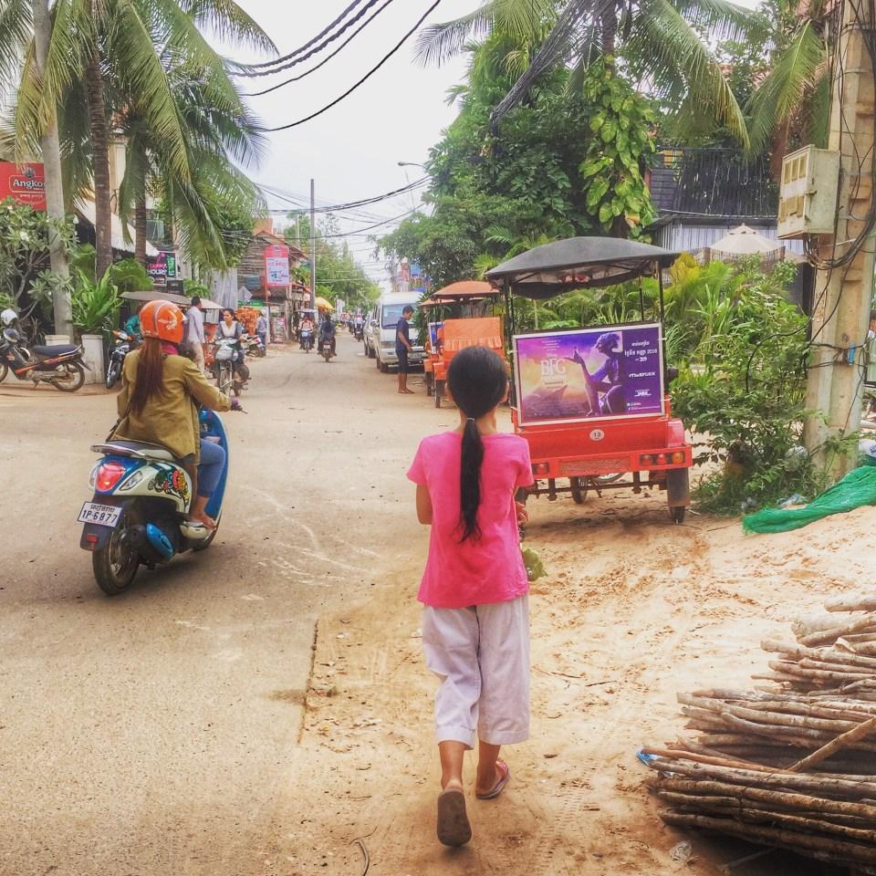 Siem Reap Girl
