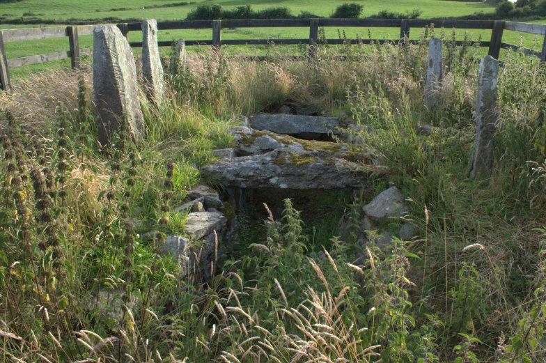 14-drumlohan-ogham-stones-souterrain-waterford-ireland