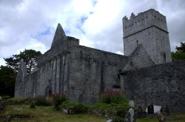 05. Muckross Abbey, Kerry, Ireland