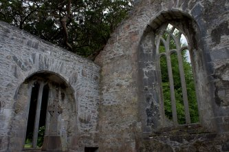 10. Muckross Abbey, Kerry, Ireland