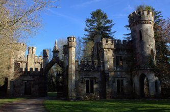14. Ballysaggartmore Towers, Waterford, Ireland