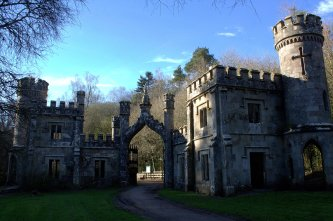 16. Ballysaggartmore Towers, Waterford, Ireland