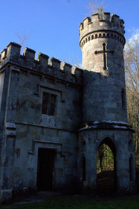 17. Ballysaggartmore Towers, Waterford, Ireland